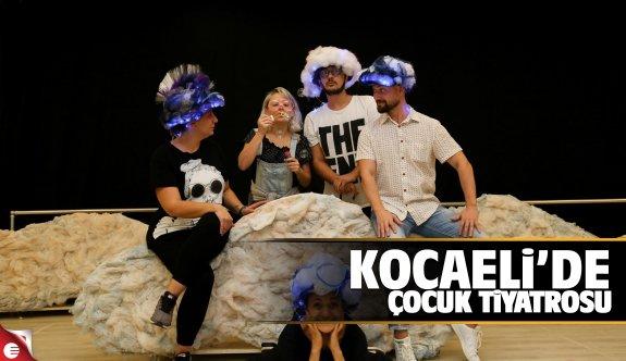 Kocaeli'de çocuklar için tiyatro