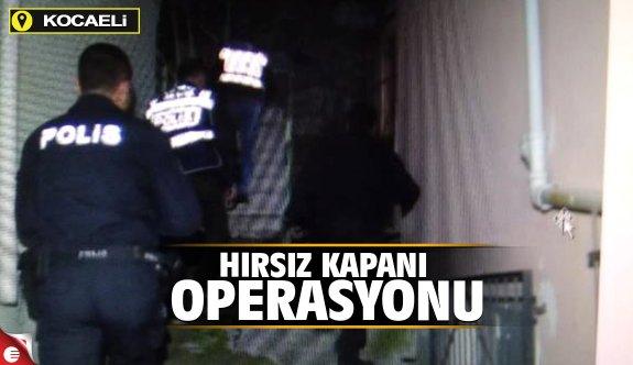Hırsız kapanı operasyonu