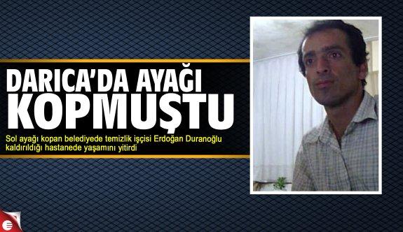 Erdoğan Duranoğlu hayatını kaybetti