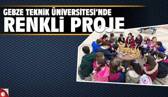 Sosyal Sorumluluk Projeleri GTÜ Kampüsü'ne renk kattı