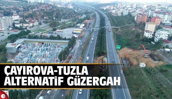 Tuzla-Çayırova arası ulaşım kolaylaşacak
