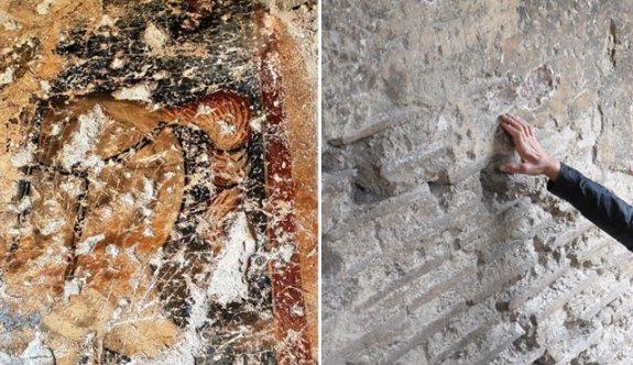 Bursa'da Roma döneminden kalma fresk
