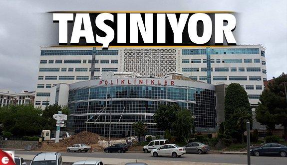 Fatih Devlet Hastanesi taşınıyor