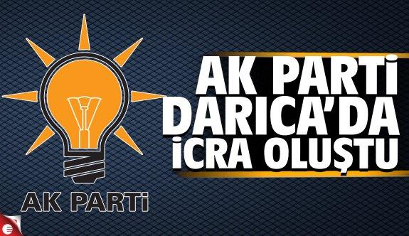 AK Parti Darıca'da İcra Kurulu belli oldu