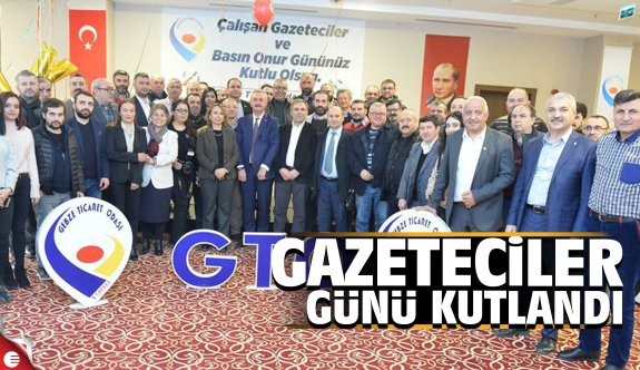 GTO gazetecileri ağırladı