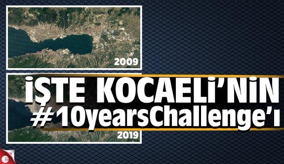 Kocaeli 2009 Kocaeli 2019