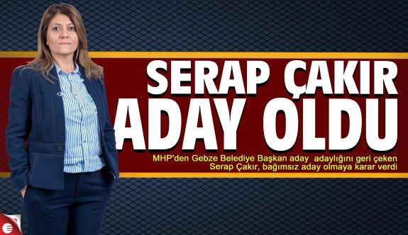 MHP'den istifa edip bağımsız aday oldu