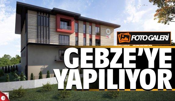 Modern yapı Gebze'de yükseliyor