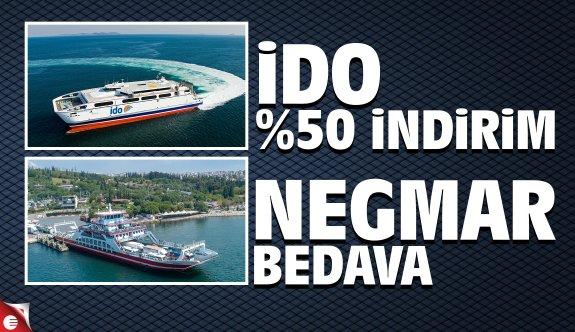 NEGMAR ile İDO en güzel rekabete girişti