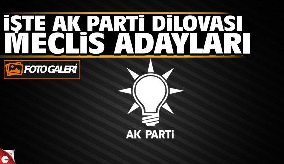 AK Parti Dilovası Meclis Üyesi Listesi 2019 (FOTO GALERİ)