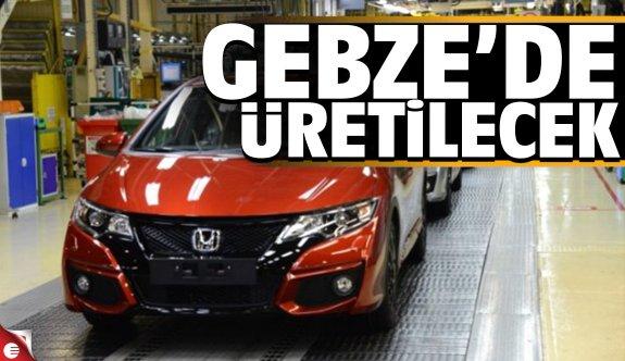 Gebze'de hibritli otomobil üretilecek