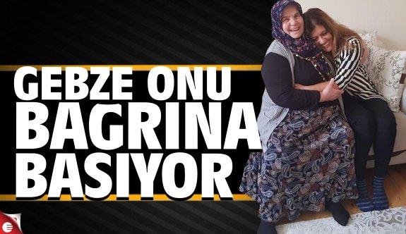 Serap Çakır'ı Gebze bağrına basıyor