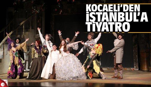 Şehir Tiyatroları İstanbullu çocuklarla buluştu
