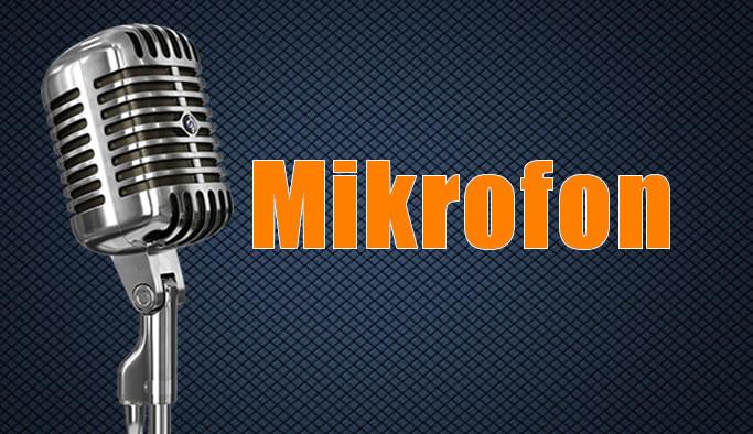 Mikrofon - Mikrofon Nedir?