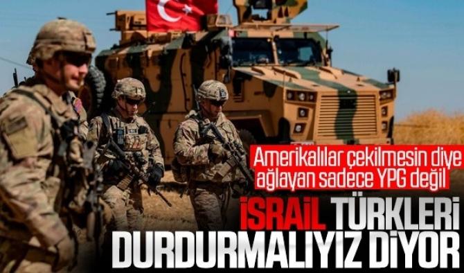 İsrail ABD'nin Suriye'deki askerlerini çekmesine karşı