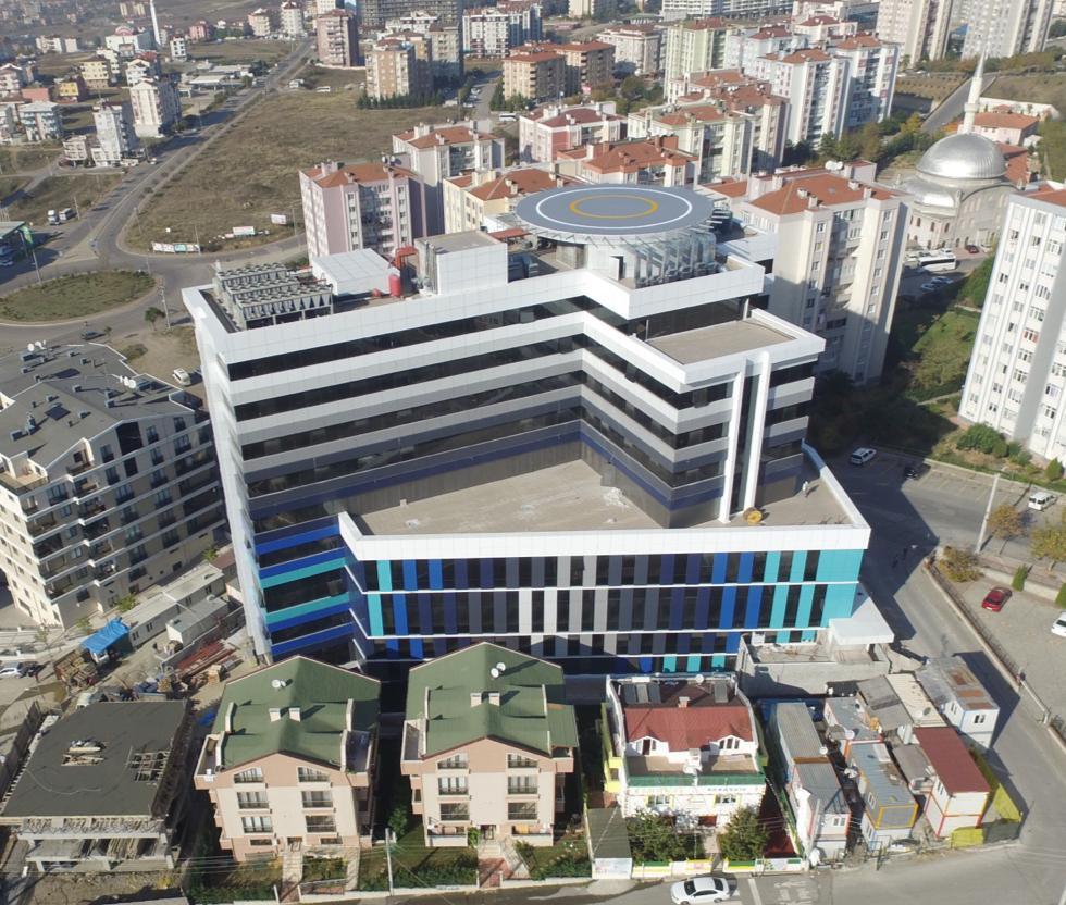Gebze'de yeni hastanenin ayak sesleri