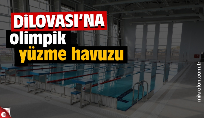 Dilovası olimpik kapalı havuzu