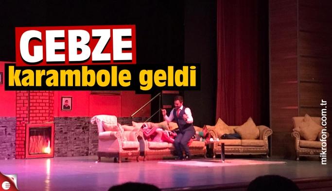 Gebze 'karambol'e geldi