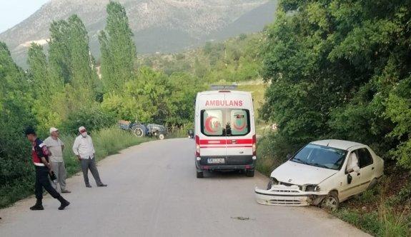 Trafik kazasında Eyüp Ceylan hayatını kaybetti