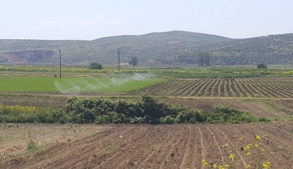 1 milyon 89 bin 250 dekar tarım arazisi sulanacak