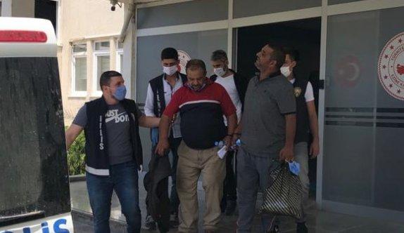 Uyuşturucu operasyonunda yakalanan 4 kişiden 3'ü tutuklandı