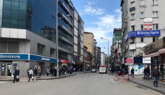 """Doğu Marmara ve Batı Karadeniz'de """"Evde kal"""" çağrısına kısmen uyuluyor"""