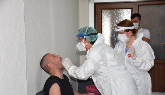 Ekol Hastanesi Balıkesirspor'da Kovid-19 testleri negatif çıktı