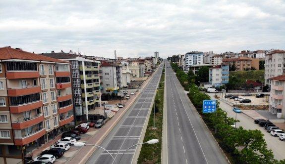 Güney Marmara ile Eskişehir ve Kütahya'da sokaklar sessiz kaldı