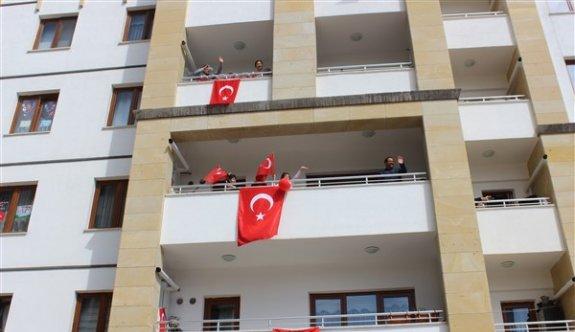 Güney Marmara ve Eskişehir'de 19 Mayıs coşkusu