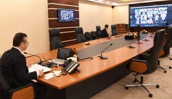 Kocaeli'de İl Pandemi Kurulu 3. Toplantısı gerçekleştirildi
