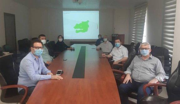 """Kocaeli'de Kovid-19 mücadelesi """"filyasyon"""" faaliyetiyle sürüyor"""