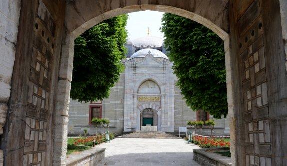 Selimiye Camisi'ndeki Kadir Gecesi programı