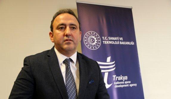 Trakya Kalkınma Ajansı Genel Sekreteri Mahmut Şahin: