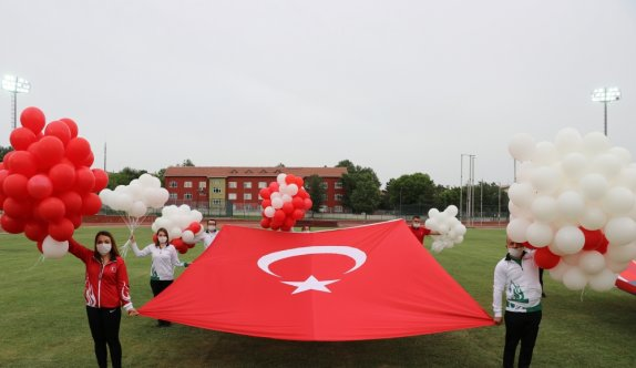 Trakya'da 19 Mayıs Atatürk'ü Anma, Gençlik ve Spor Bayramı coşkusu
