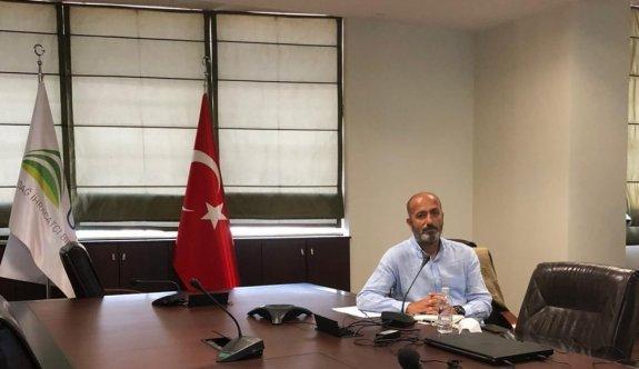 Türk kirazının Çin'e ihracatı için çalışmalar sürüyor