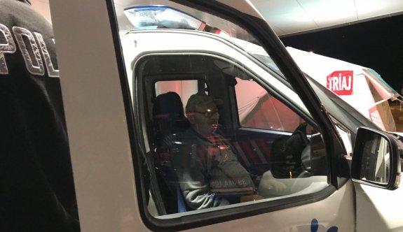 Kırklareli'nde dayısının oğlunu silahla yaralayan kişi yakalandı