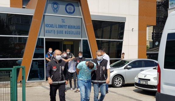 Kocaeli'de borçlu kişiyi darbettikleri öne sürülen 6 zanlı gözaltına alındı