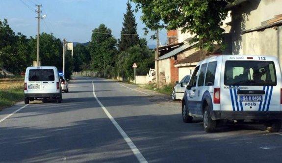 Sakarya'da tartıştığı babasını silahla öldüren kişi tutuklandı