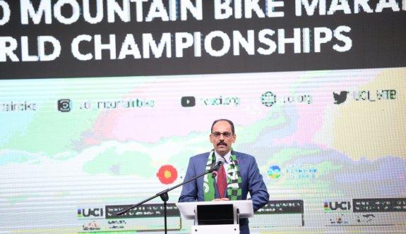 2020 Dünya Dağ Bisikleti Maraton Şampiyonasına doğru