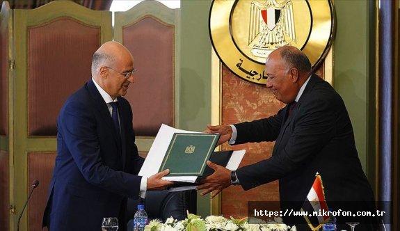 Yunanistan Mısır anlaşmasının Akdeniz'deki etkileri