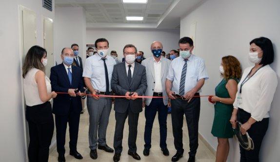 Bursa Uludağ Üniversitesi Hastanesinin yenilenen kliniği hizmete girdi