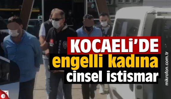 Kocaeli'de cinsel istismar zanlısı tutuklandı