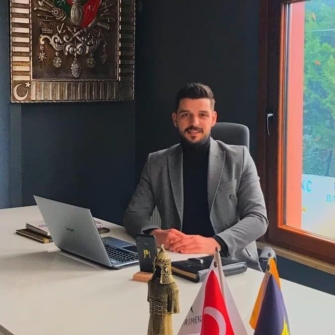 AK Parti Gebze Gençlik Kolları Yeni Başkanı Enes Altuntaş olacak