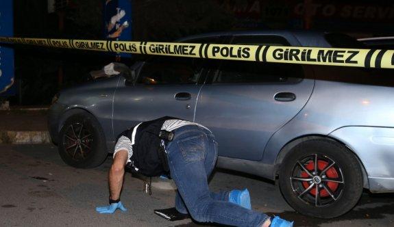 Küçükçekmece'de müzikhole silahlı saldırı: 1 ölü