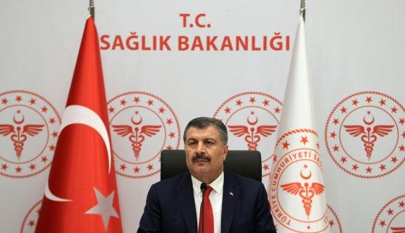 Sağlık Bakanı Fahrettin Koca Bursa'da soruları yanıtladı: (1)