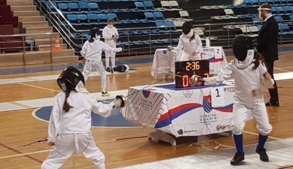 Sakarya'da eskrim alt yaş gruplarında turnuva heyecanı
