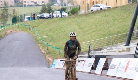 UCI MTB Cup Maraton Serisi bisiklet yarışları Sakarya'da gerçekleştirildi