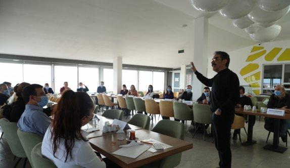 AA Yönetim Kurulu Üyesi Şaban Kızıldağ, Tekirdağ'da eğitim programına katıldı