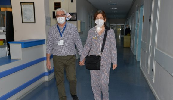 BUÜ Hastanesinde