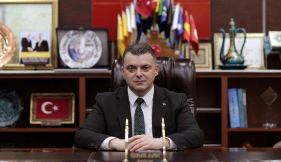 Karasu Belediye Başkanı İshak Sarı'nın Kovid-19 testi pozitif çıktı
